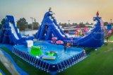 La taille adulte châssis en acier métallique Piscine pour adultes du parc de loisirs d'été