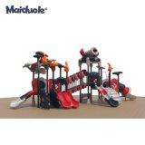 Parque de Aventuras para crianças Fabricação Slides de reprodução de lazer parque ao ar livre