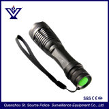Une forte lumière Zoom télescopique à long terme de gradation lampe de poche rechargeable (SYSG-190509)