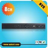 1080P 8CH NVR voor de Camera van kabeltelevisie IP