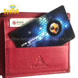 Impressão personalizada de venda quente e a blindagem de proteção de RFID da placa de bloqueio de RFID