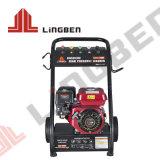 180bar Motor a Gasolina Gasolina Carro de jacto de água da máquina de lavagem do filtro de Alta Pressão