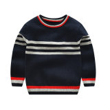 Kinder, die Strickjacke, Pullover der Kinder stricken