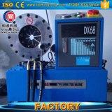高品質の管の油圧ホースのひだ付け装置および二線式のひだが付く機械