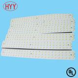 PWB de aluminio de la base del tubo LED de la aprobación T8 de la UL con la asamblea de los componentes