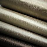Classics PU sintéticos artificiais de imitação de couro artificial para presidir -Latta
