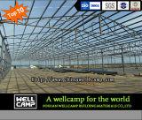Wellcamp modulares Stahlkonstruktion-Gebäude