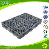 Het grijze Dienblad van de Omzet van de Kleur Middelgrote Standaard Plastic Pallets Aangepaste