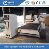 Cambio de Cortadores automáticamente la máquina fresadora CNC de madera