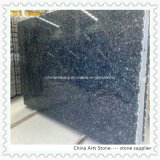 Mármol Granito China Blue Pearl Slab encimera