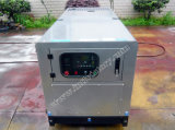 generador diesel silencioso estupendo 37.5kVA con el motor 4tnv98 de Yanmar para el uso del anuncio publicitario y del hogar
