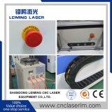 aço carbono máquina de corte de fibra a laser LM4020A3 com plataforma de transporte