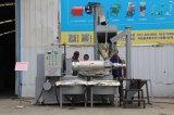 Linha da produção de petróleo da semente de mostarda de 3 jogos para o moinho de petróleo/placa do petróleo