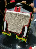 Kit del adaptador del filtro 4324100202 Tb1374 W/Installion del secador del aire ajustado: Freightliner Mack DAF Scania Volvo Cummins