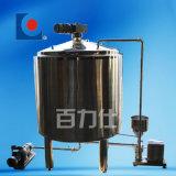 Acero inoxidable Sanitaria Calefacción Eléctrica Tanque de mezcla