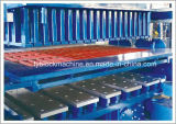 Machine de fabrication de blocs creux