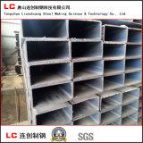Venta caliente de perfiles tubulares de acero del tubo