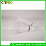 Intelligente LED Birne des Patent-mit 7W LED Notbeleuchtung