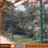溶接された金網の塀はShengweiの塀を設計する