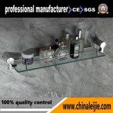 卸売のための最も新しい耐久のステンレス鋼のガラス棚