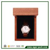 Retro de alta qualidade Caixa de relógio de madeira