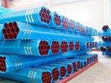 Tubo d'acciaio verniciato rosso di ASTM A795 Sch40 con il certificato dell'UL