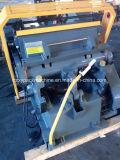 Ml-1100 het Knipsel van de Matrijs van het karton en het Vouwen van Machine