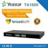 VoIP 게이트웨이 16 FXS 포트 SIP 게이트웨이 (NeoGate TA1600)