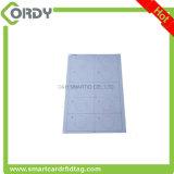 hojas del prelam del embutido de la tarjeta del PVC RFID de la talla de 125kHz tk4100 A4