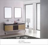 2013の新製品のステンレス鋼の浴室用キャビネット(AM-8055)