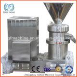 Máquina de proceso de la mantequilla de cacahuete de la leche
