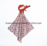 Носовой платок Fox Snuggler ткани младенца