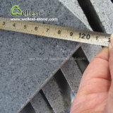 G654 perfectionné carrelage de sol en granit comme matériau de construction