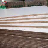 18 mm Eucalyptus Core Emossed Melamine Laminated Commercial Plywood