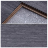 8mm 12mm Grey Oak HDF Crystal Laminate Laminated Flooring (8350)