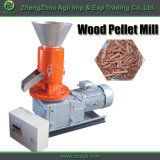 Moinho de pelotização de madeira de serragem de resíduos Produzem pastilhas de combustível para pellets de madeira
