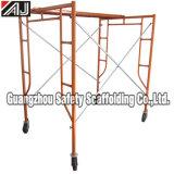 移動式鋼管のドア及びゲートフレームの足場システム(AJHF1700)