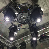 Armature tournante de révolution de Satge d'armature de bâti de lampe d'armature de D1.5m mini