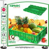 Plastikfaltende Frucht-Sortierfächer und Speichergemüse-Rahmen