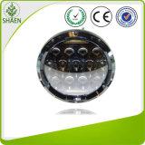 7 지프 LED Cae 빛을%s 인치 75W IP68 LED 차 헤드라이트