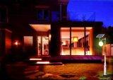 Quadratische LED-Leistungs-Lampe, die Solar-LED beleuchtet
