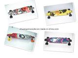 Neues Produkt-moderner ursprünglicher Entwurf PU-elektrisches Skateboard