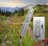 Catalogue des prix d'éclairage LED de panneau solaire de maison de système de panneau solaire