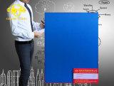 Folha de espuma de PVC azul para a publicidade de 1-5mm