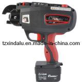 Fonctionnant sur batterie Li-ion d'armature de la machine de liage (XDL-25)
