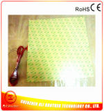 chaufferette flexible d'imprimante en caoutchouc de silicones 110V 3D