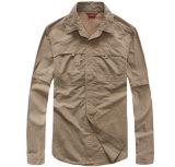 [أوتدوور سبورت] نوبة جافّ نوع قابل للنقل قصيرة أو كم طويلة [برثبل] أعالي قميص