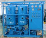 移動式トレーラーの変圧器オイル浄化