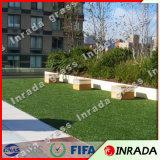 Hierba artificial del mini campo de fútbol/alfombra sintetizada de la hierba del campo de fútbol/balompié artificial de la hierba