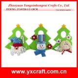 전통적인 선물 사용을 거는 크리스마스 훈장 (ZY14Y269-1-2-3-4) 크리스마스 나무